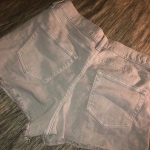 PINK Victoria's Secret Shorts - VS pink jean shorts